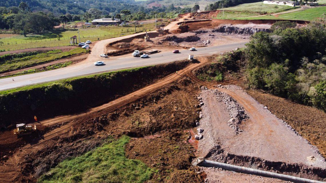 Contorno de Francisco Beltrão facilita conexões rodoviárias no Sudoeste