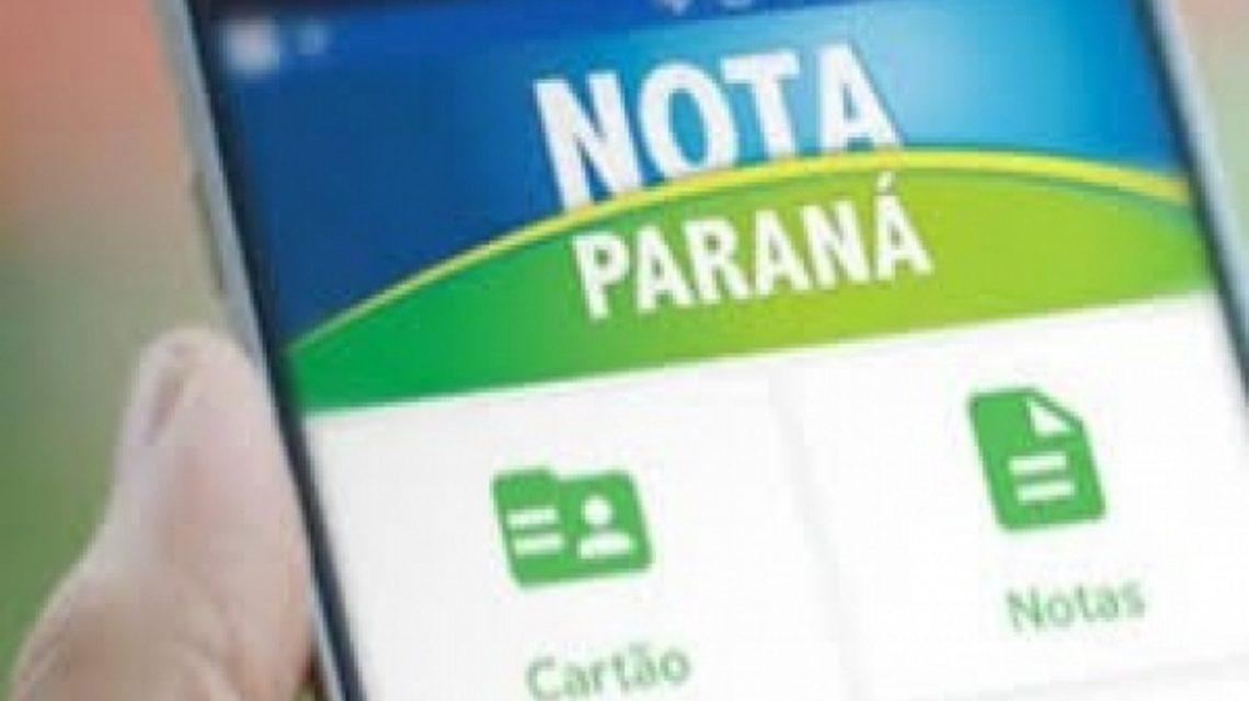 Nota Paraná faz novos milionários no Estado
