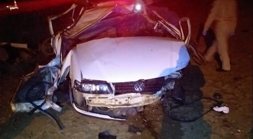 Jovem beltronense morre em acidente na PR-483