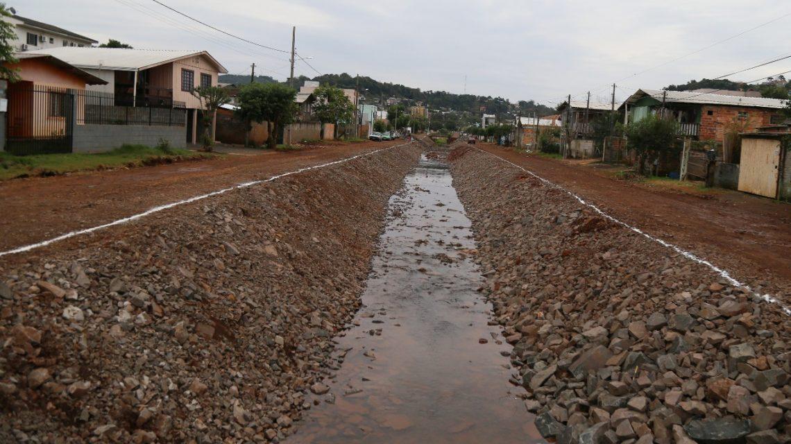 Revitalização do Córrego Progresso está em ritmo acelerado