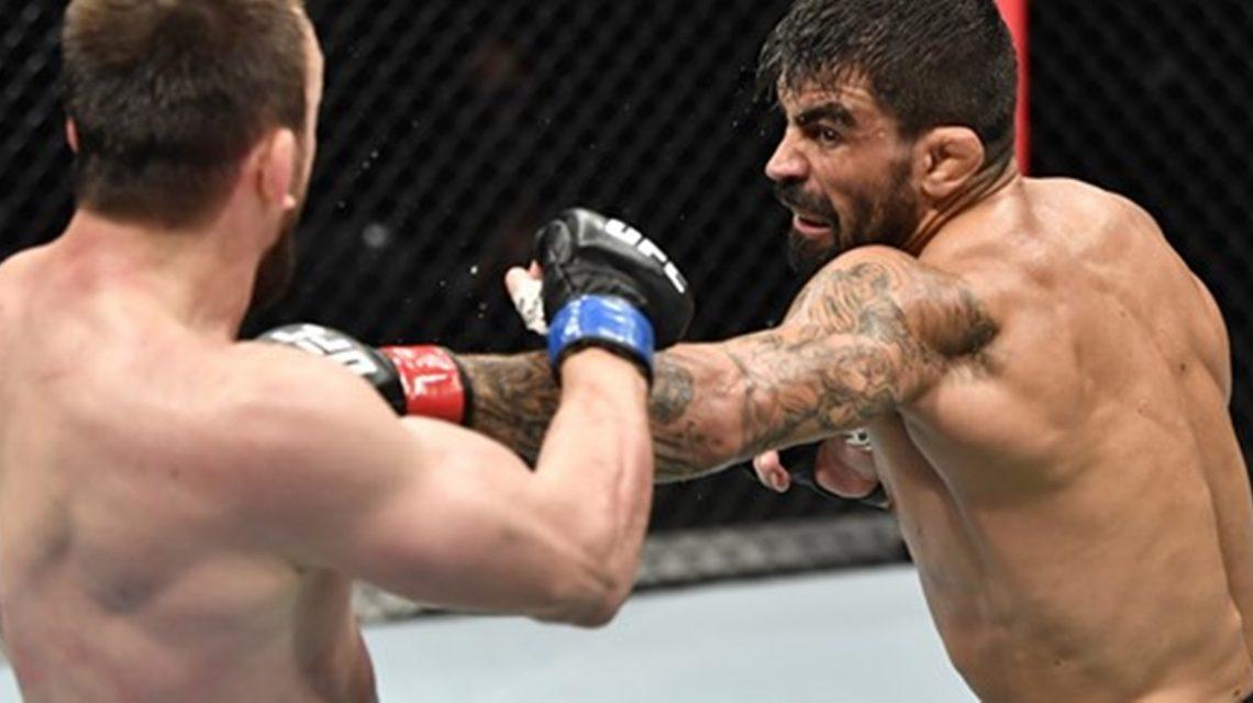 Elizeu Capoeira promete pedir revisão de derrota polêmica no UFC 251