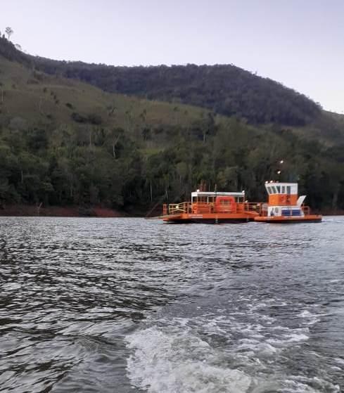 Balsa do Iratim voltou a operar no município de Cel. Domingos Soares