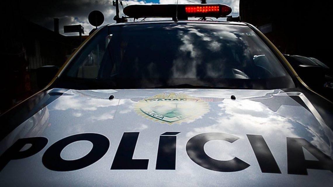 Polícia Militar registra roubo no interior de Coronel Vivida