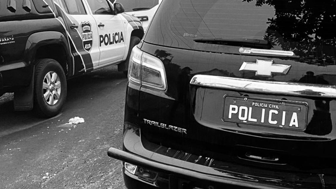 Acusado de extorsão é preso pela Polícia Civil em Francisco Beltrão