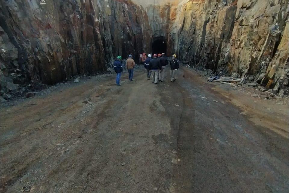 População poderá visitar obras do túnel de contenção de cheias