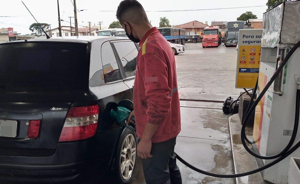 Palmas: preço médio da gasolina comum está em R$ 4,27