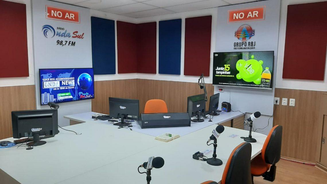 Rádio Onda Sul completa 12 anos de atuação regional em 2020