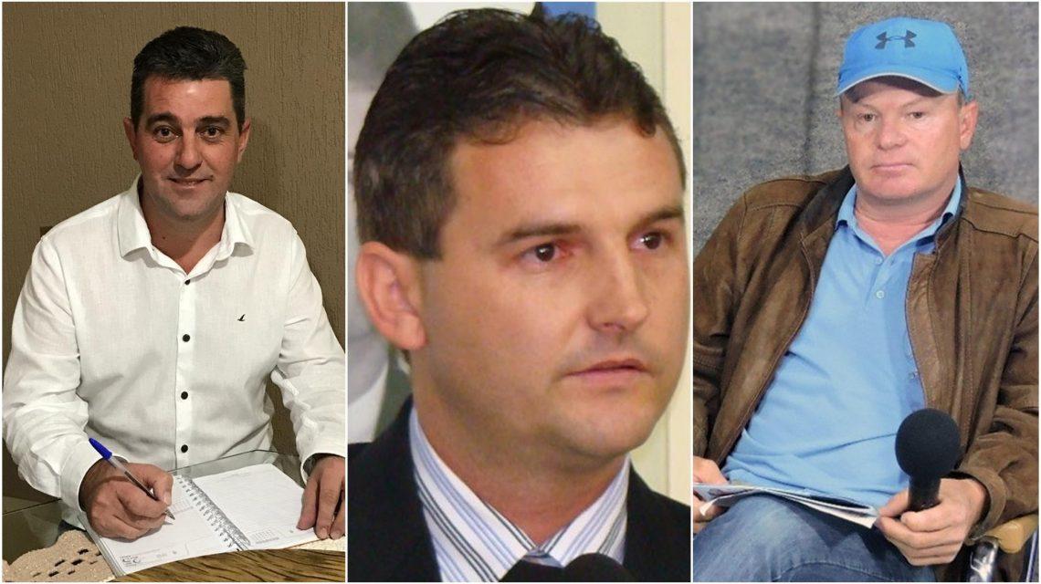 Três nomes se apresentam como pré-candidatos a prefeitura de Saudade do Iguaçu
