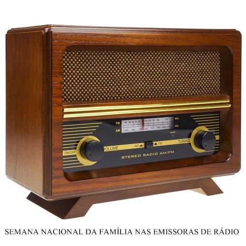 Semana da Família nas emissoras de rádios do Sudoeste