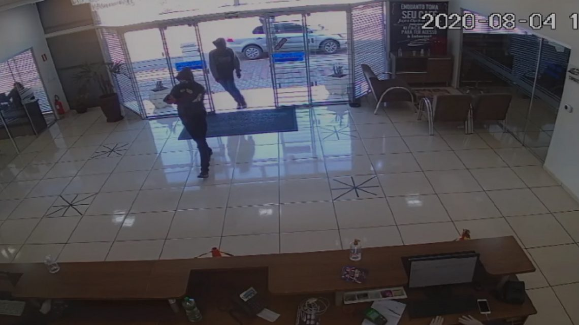 Empresa provedora de Internet é alvo de roubo em Palmas