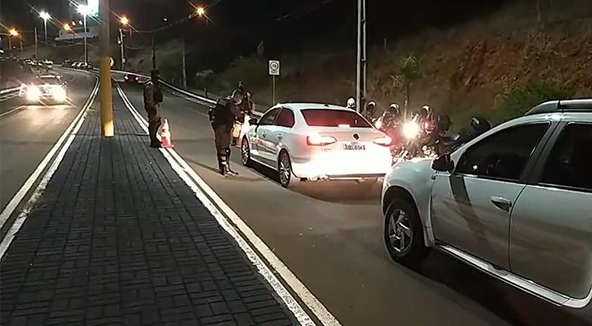 Veículos serão proibidos de estacionar no Alto da Júlio em Francisco Beltrão