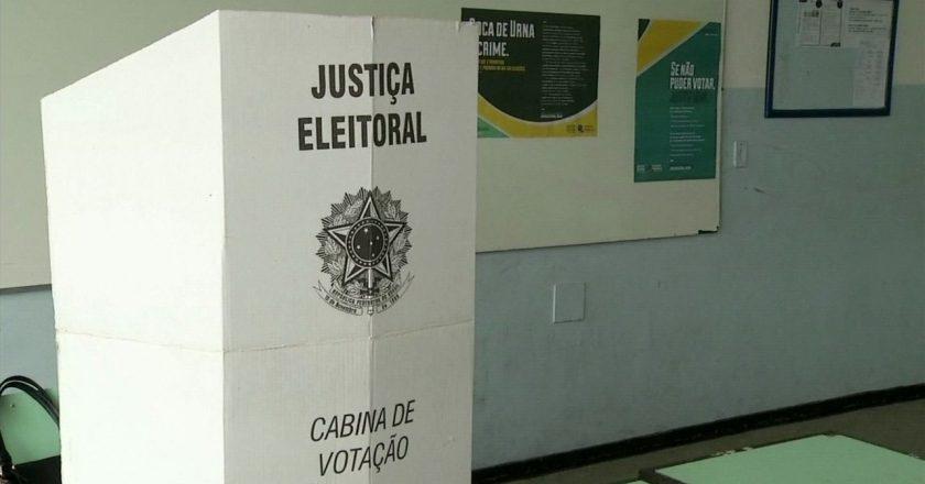 Confira os locais de votação em Palmas e Cel. Domingos Soares
