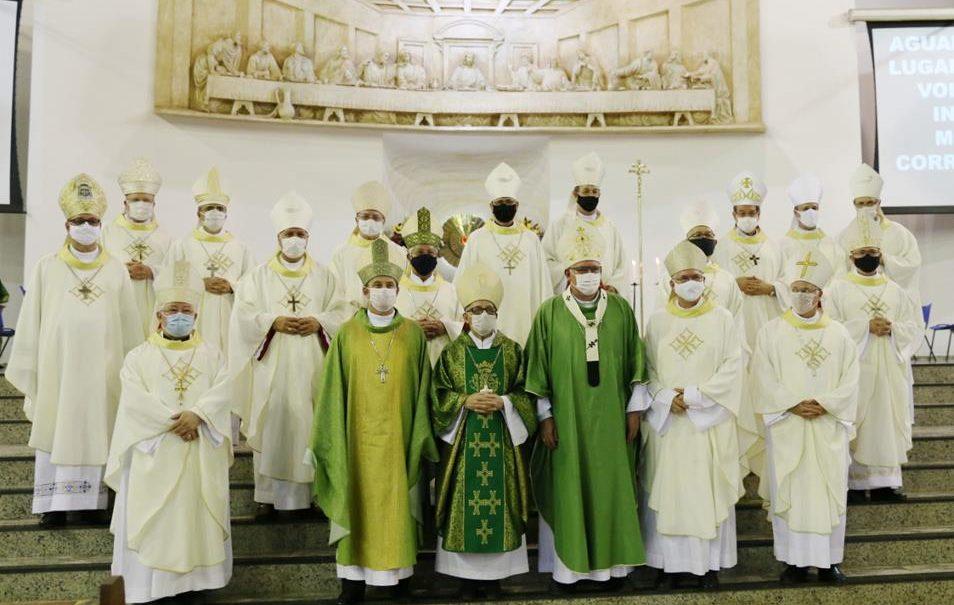 Arquidiocese de Londrina acolhe os bispos do Paraná para Assembleia