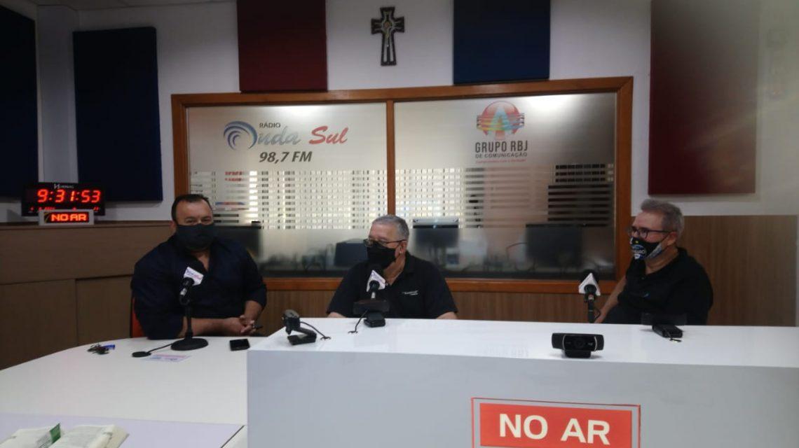 Podcast RBJ: Lideranças políticas participam de debate na Onda Sul FM