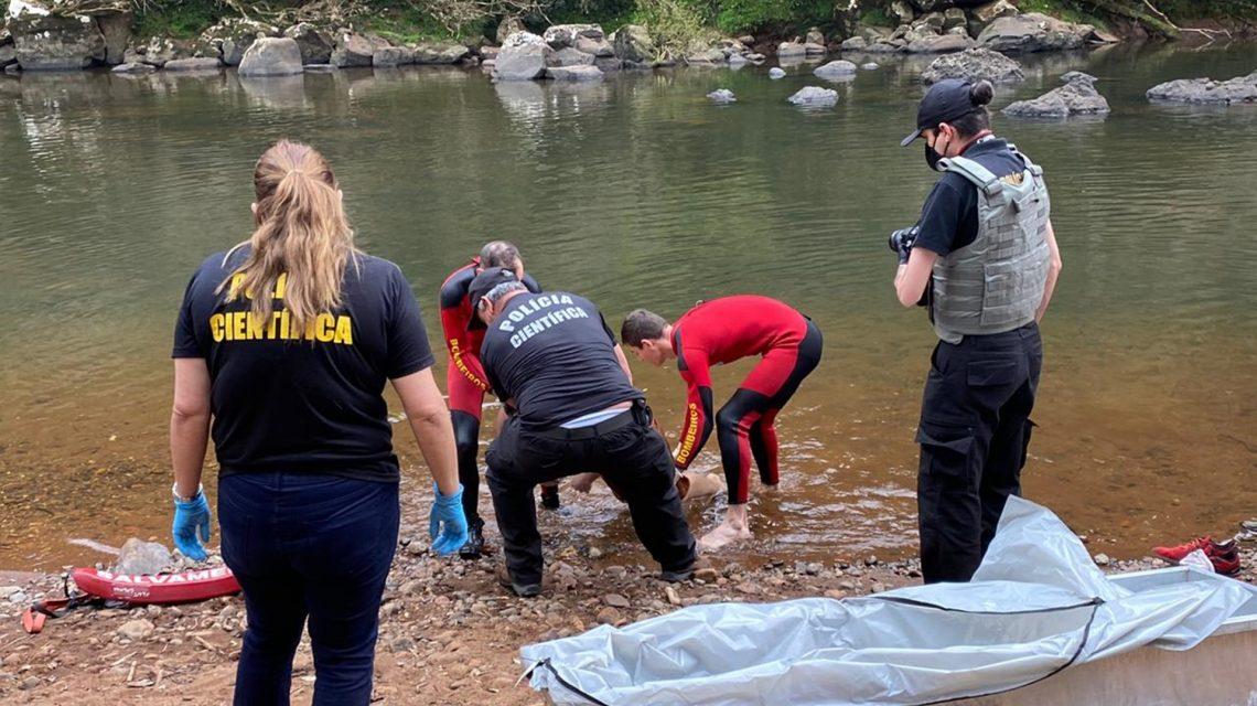 Jovem de 22 anos morre afogado no rio Capanema, em Pinhal de São Bento