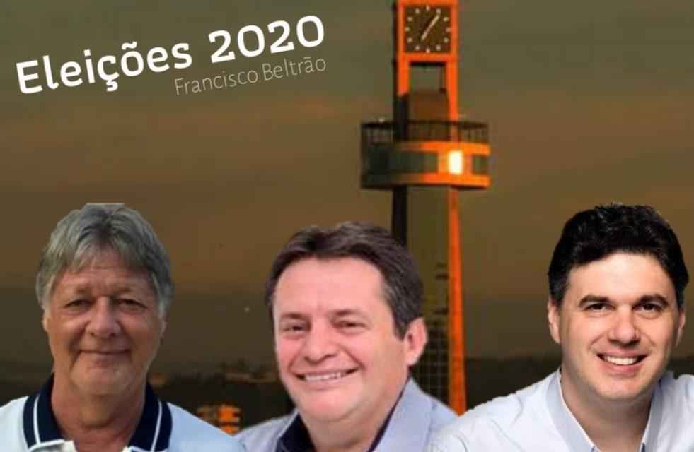 Francisco Beltrão terá três nomes na disputa para prefeito