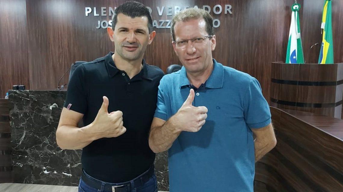 PSB oficializa candidaturas de Vanderlei Verdi e Paulo Romite à prefeitura de Chopinzinho