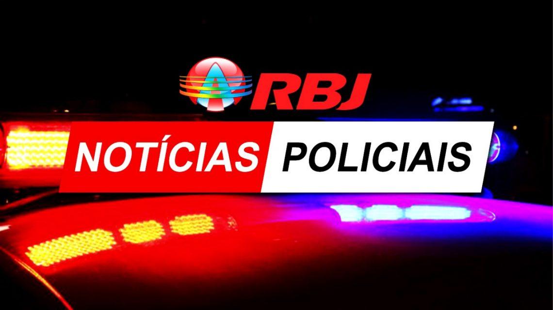 Preso em flagrante suspeito por arrombamentos em casas de veraneio em Mangueirinha