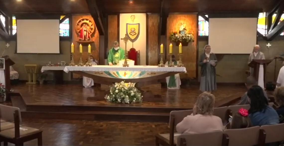 EISPAL e Pequenas Irmãs celebraram seus mais de 40 anos na diocese