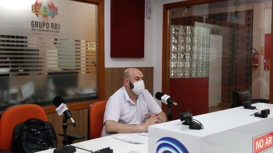 Hemocentro de Francisco Beltrão registra pequena queda nas doações de sangue