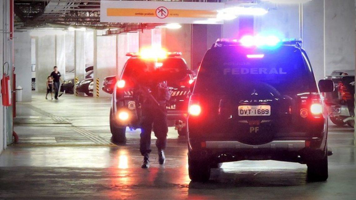 Polícia Federal realiza operação em Francisco Beltrão