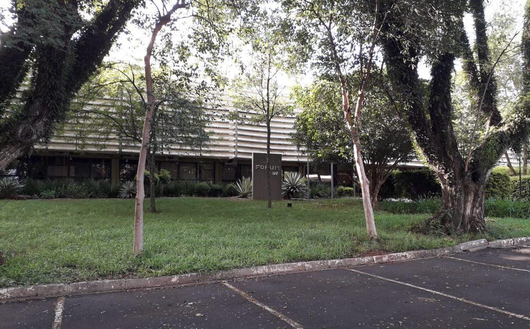 Fórum em Francisco Beltrão segue fechado mas abrirá para casos urgentes