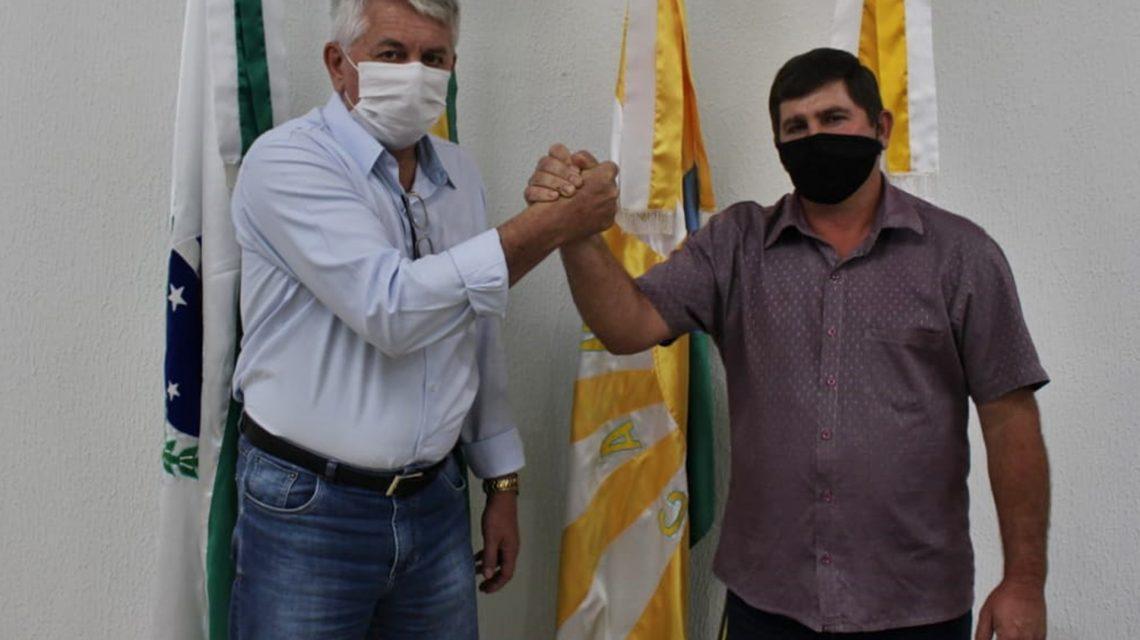 PTB e PSB de Candói lançam Juarez Turco e Celso Turok como candidatos a prefeito e vice