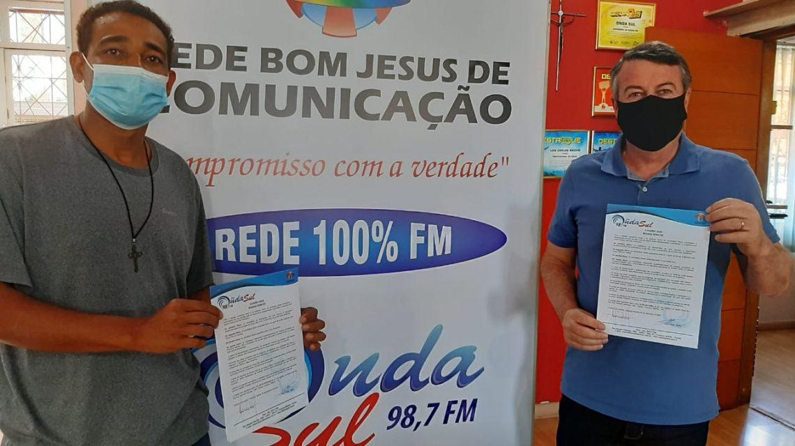 Candidatos de Marmeleiro confirmam debate e entrevistas na Onda Sul