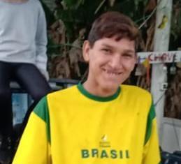Jovem de 14 anos está desaparecido em Francisco Beltrão
