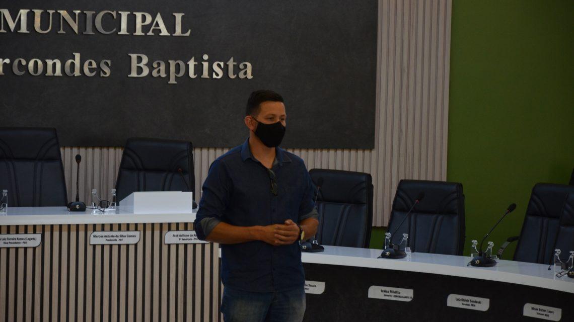 Palmas: Convenção do Republicanos lança Izaias Mikilita candidato a prefeito