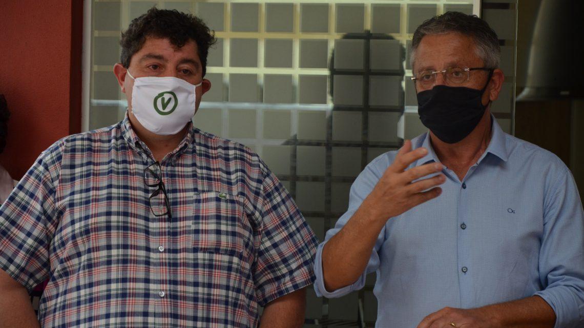 PSC e PV confirmam coligação com Baitaka e João Bucha candidatos à prefeitura de Palmas