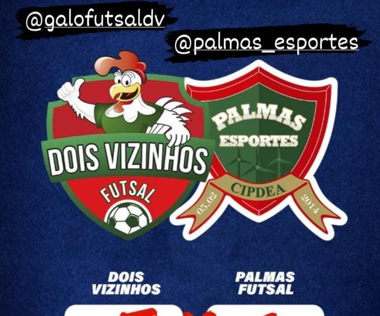 De virada, Dois Vizinhos vence a PalmasNet pela Liga Paraná