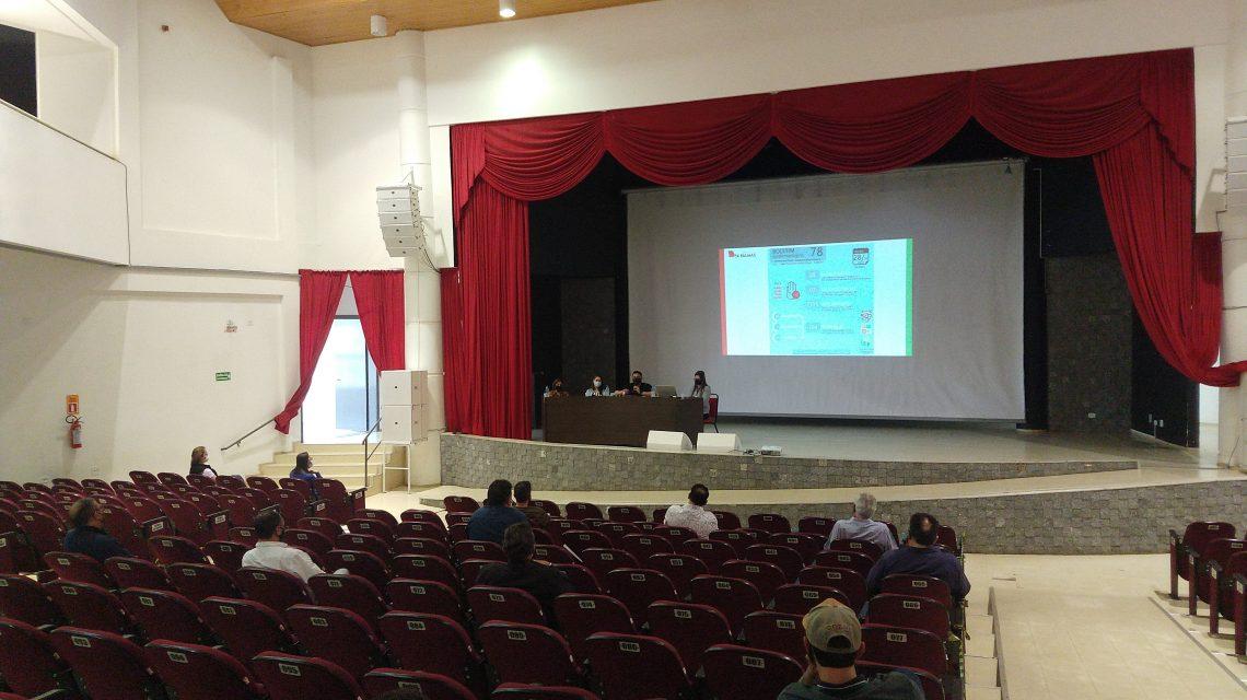Órgãos de saúde de Palmas apresentam normas para a campanha eleitoral
