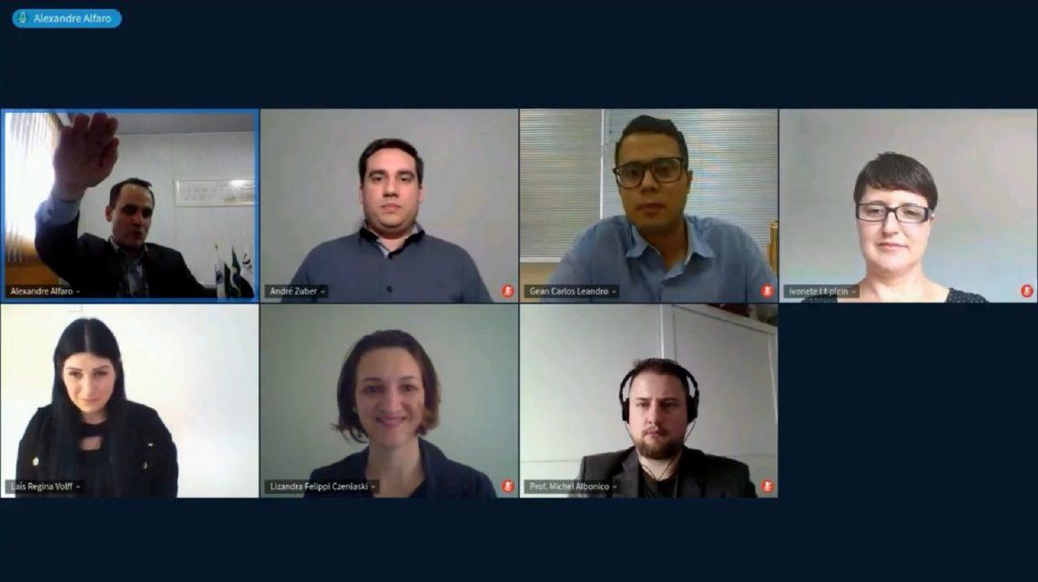 UTFPR de Francisco Beltrão realiza primeira colação de grau virtual