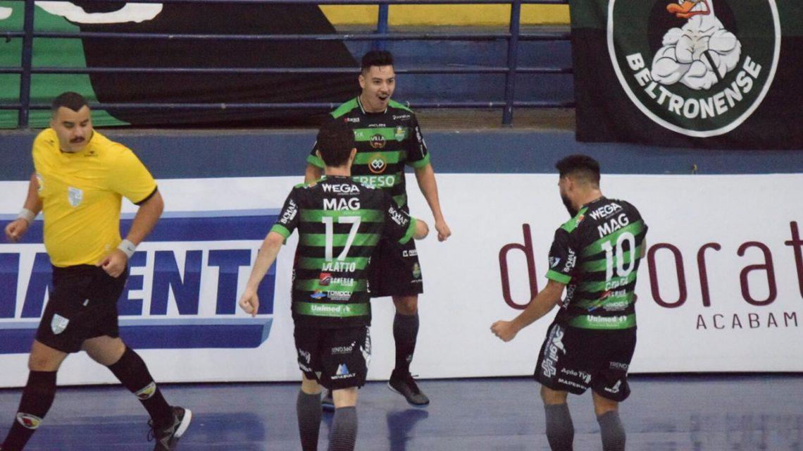 Marreco vence o Galo Futsal na estreia do Paranaense