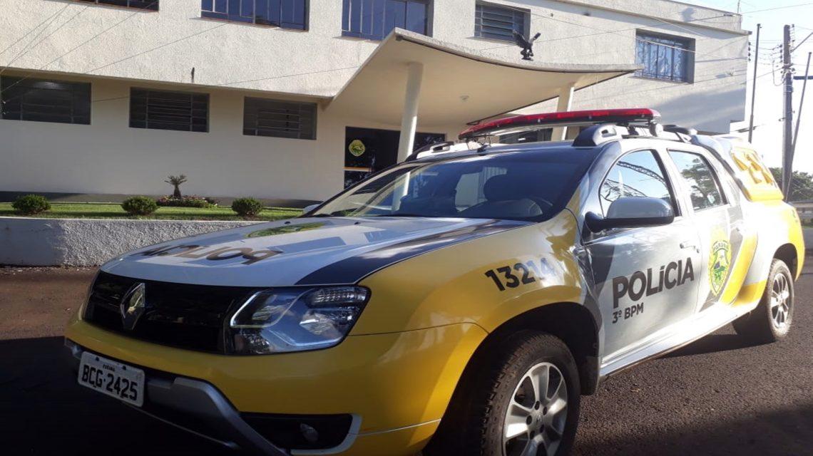 Motorista bêbado é detido depois de se envolver em acidente em Chopinzinho