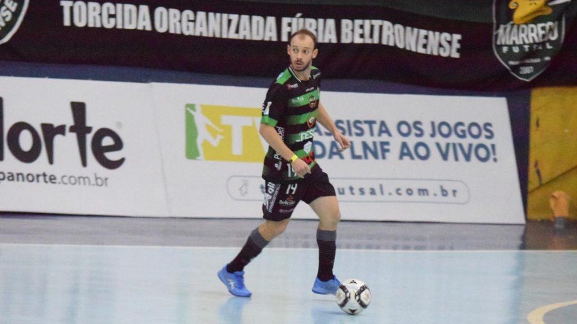 De virada, Marreco Futsal vence o Foz Cataratas na Liga Nacional