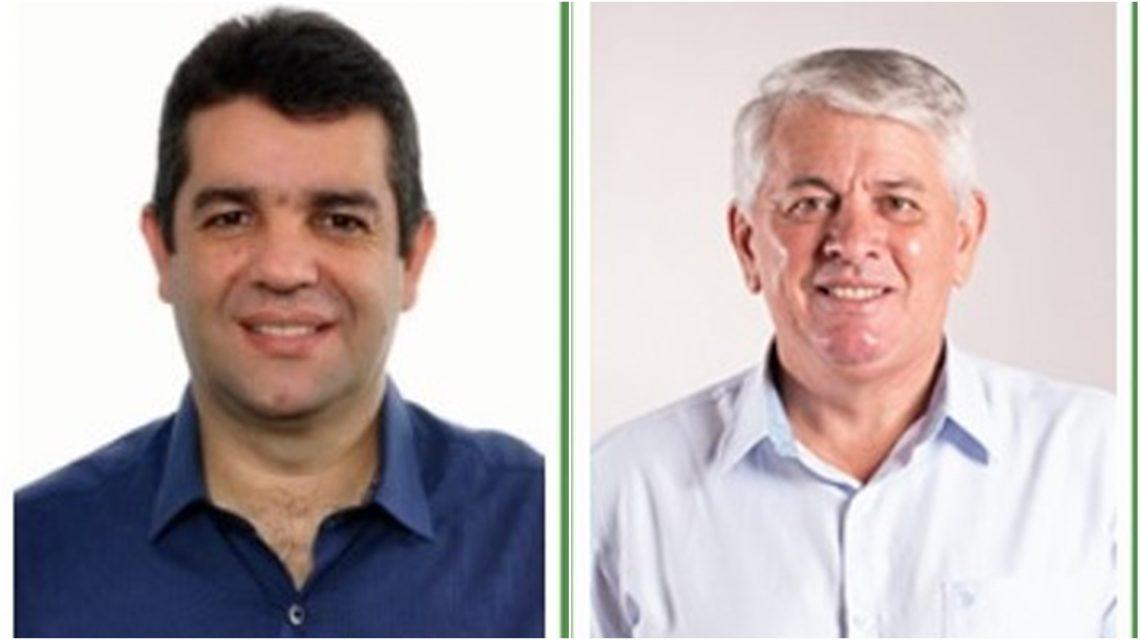 Jeferson Morandi e Juarez Turco já registraram candidaturas junto ao TSE