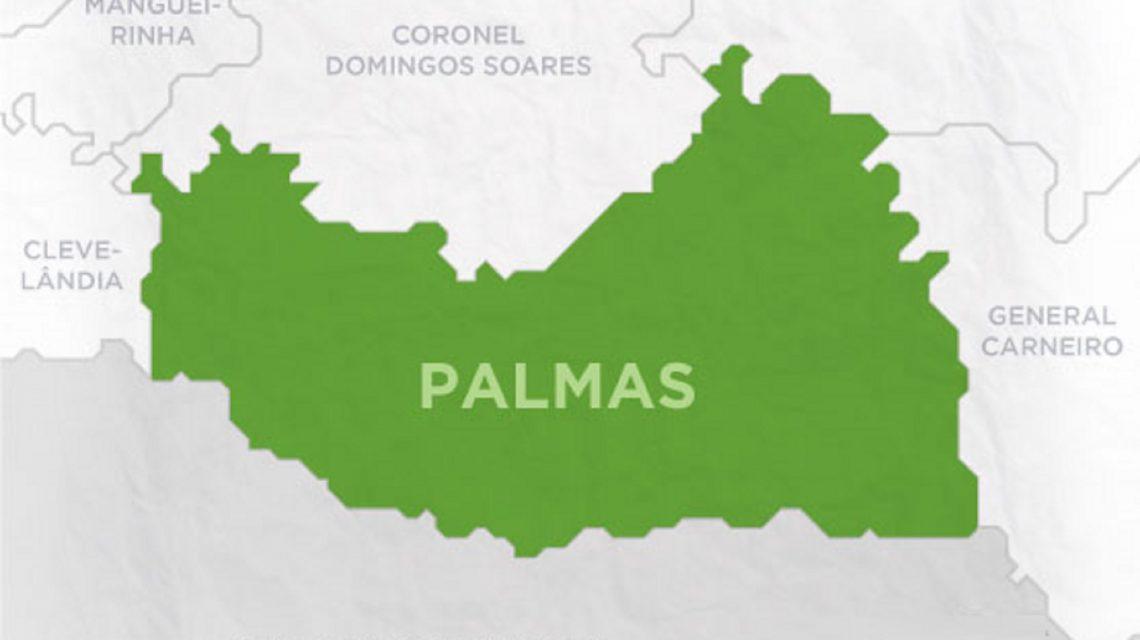 Municípios no entorno de Palmas somam mais de 1,1 mil casos de Covid-19