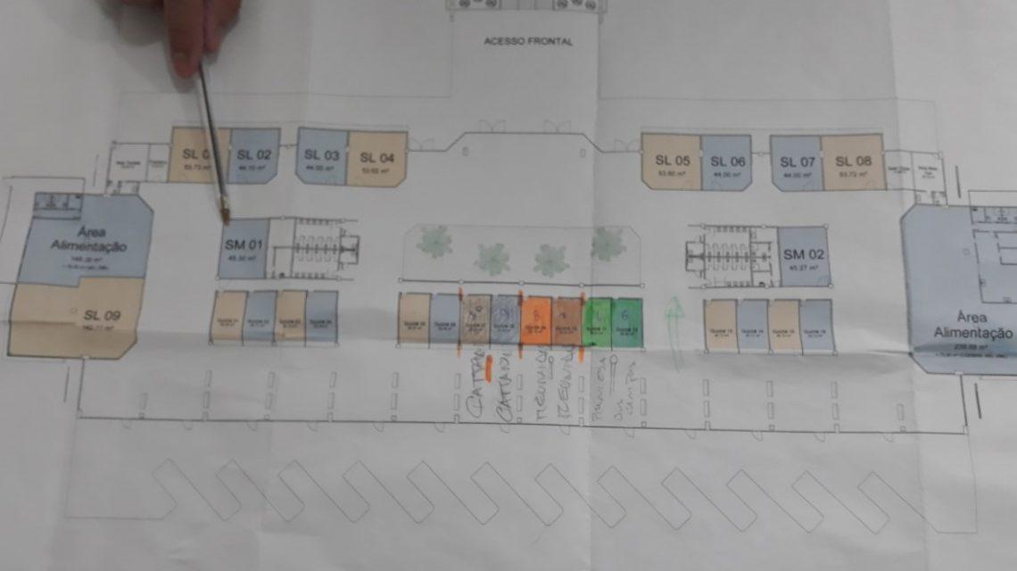 Prefeitura licitará espaços na nova rodoviária de Francisco Beltrão