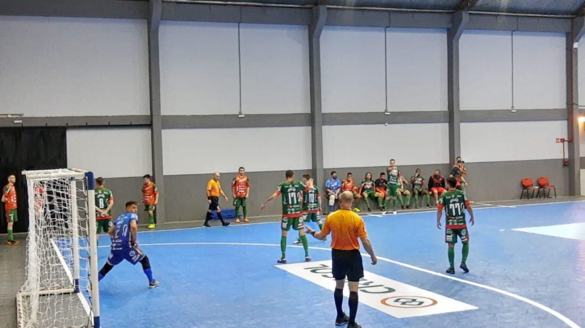 PalmasNet vence o Siqueira Campos pela Liga Paraná