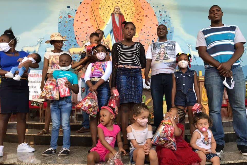 Paróquia de Coronel Vivida inicia a Pastoral do Migrante