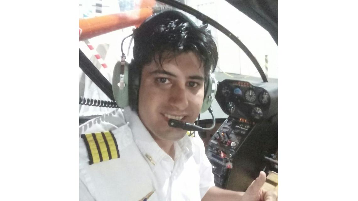 Piloto morador de Palmas morre em queda de helicóptero no Rio de Janeiro