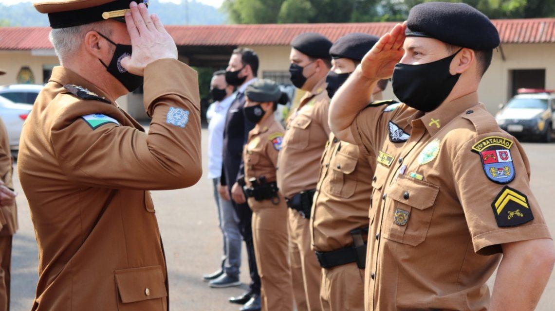 Militares e civis são homenageados nos 10 anos do 21º Batalhão