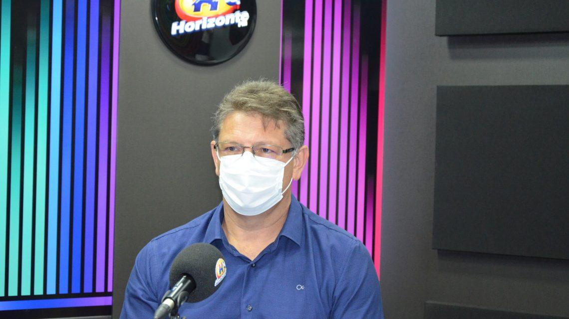 Daniel Langaro fecha série de entrevistas da Horizonte FM