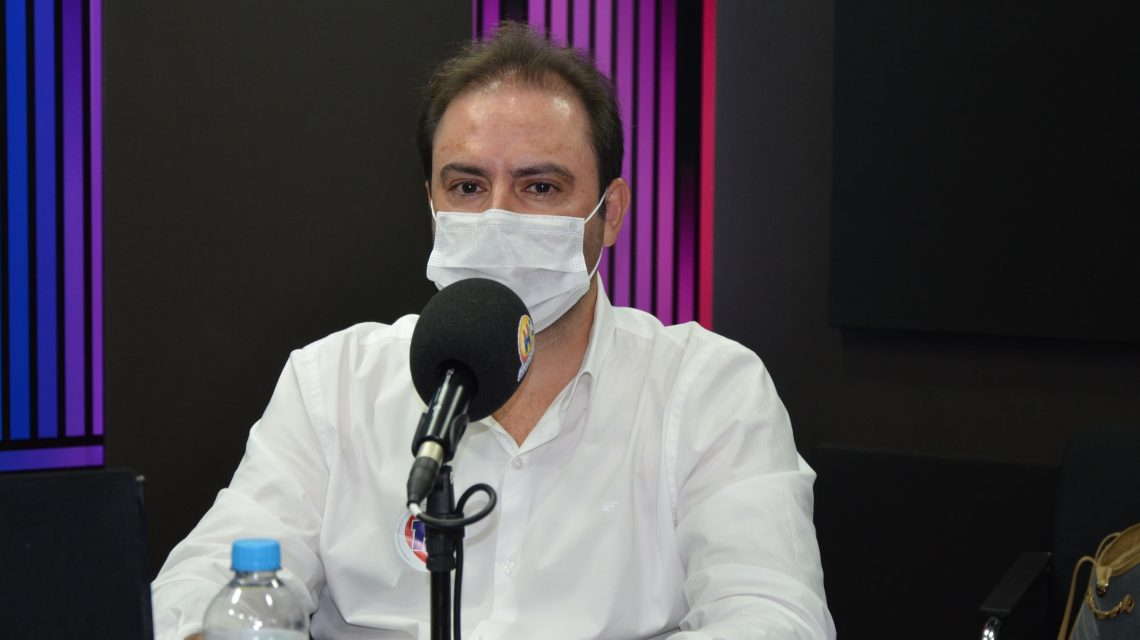 Horizonte FM inicia série de entrevistas com candidatos de Cel. Domingos Soares