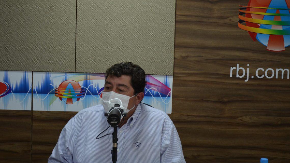 João Bucha participa de série de entrevistas da Rádio Club