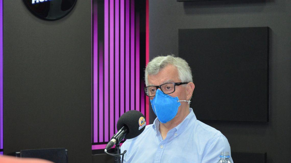 Horizonte FM realiza entrevista com o candidato a prefeito de Palmas, Dr. Kosmos