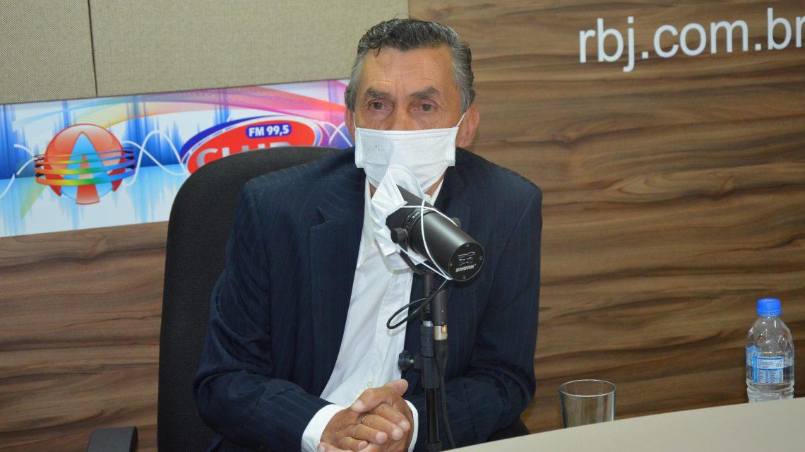 Série de entrevistas com candidatos a prefeito de Palmas: Tertuliano Andrade