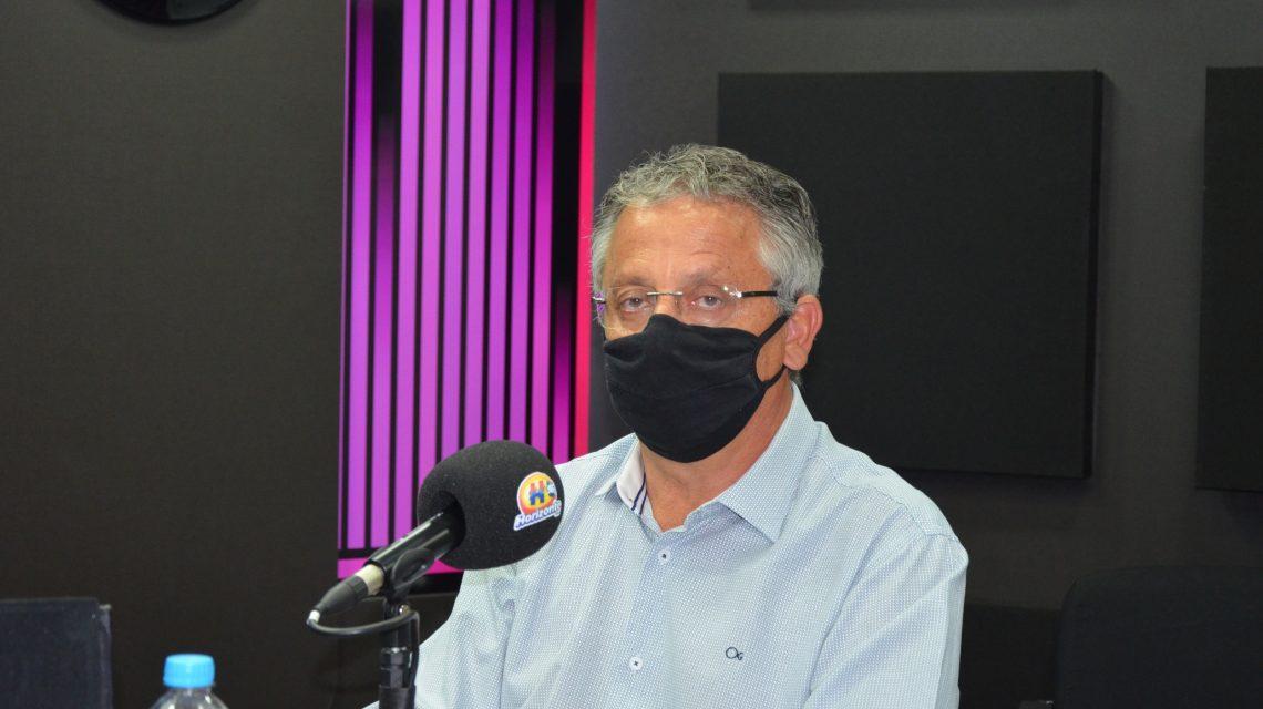 Cesar Baitaka participa de série de entrevistas da Rádio Horizonte FM